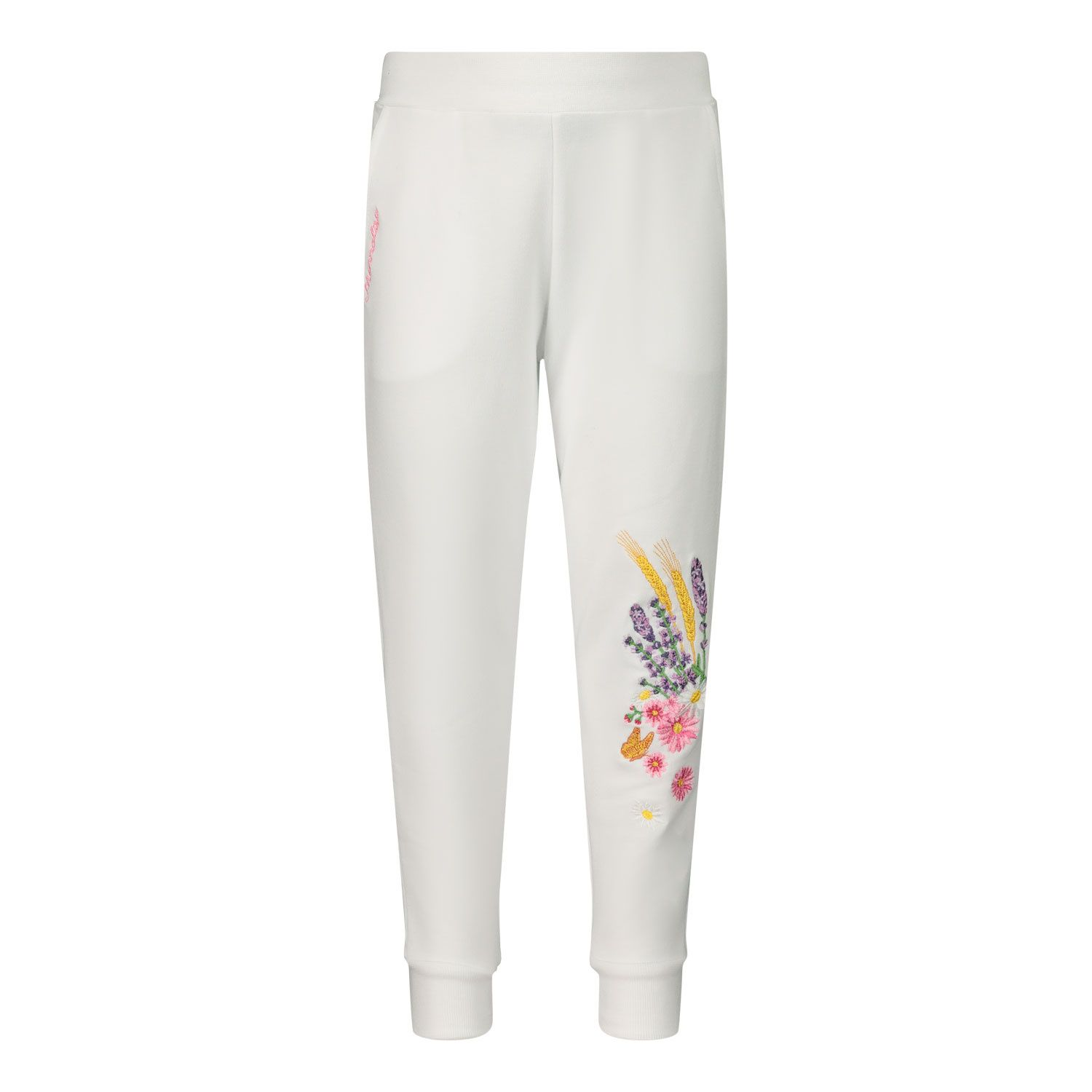 Picture of MonnaLisa 397417RE baby pants white