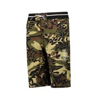Picture of Givenchy H24123 kids shorts army