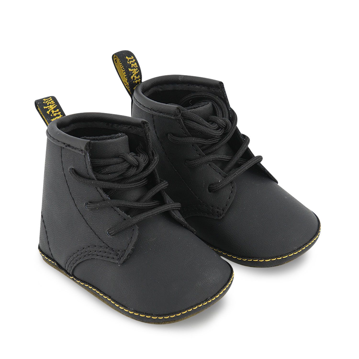 Picture of Dr. Martens 26808 baby shoes black