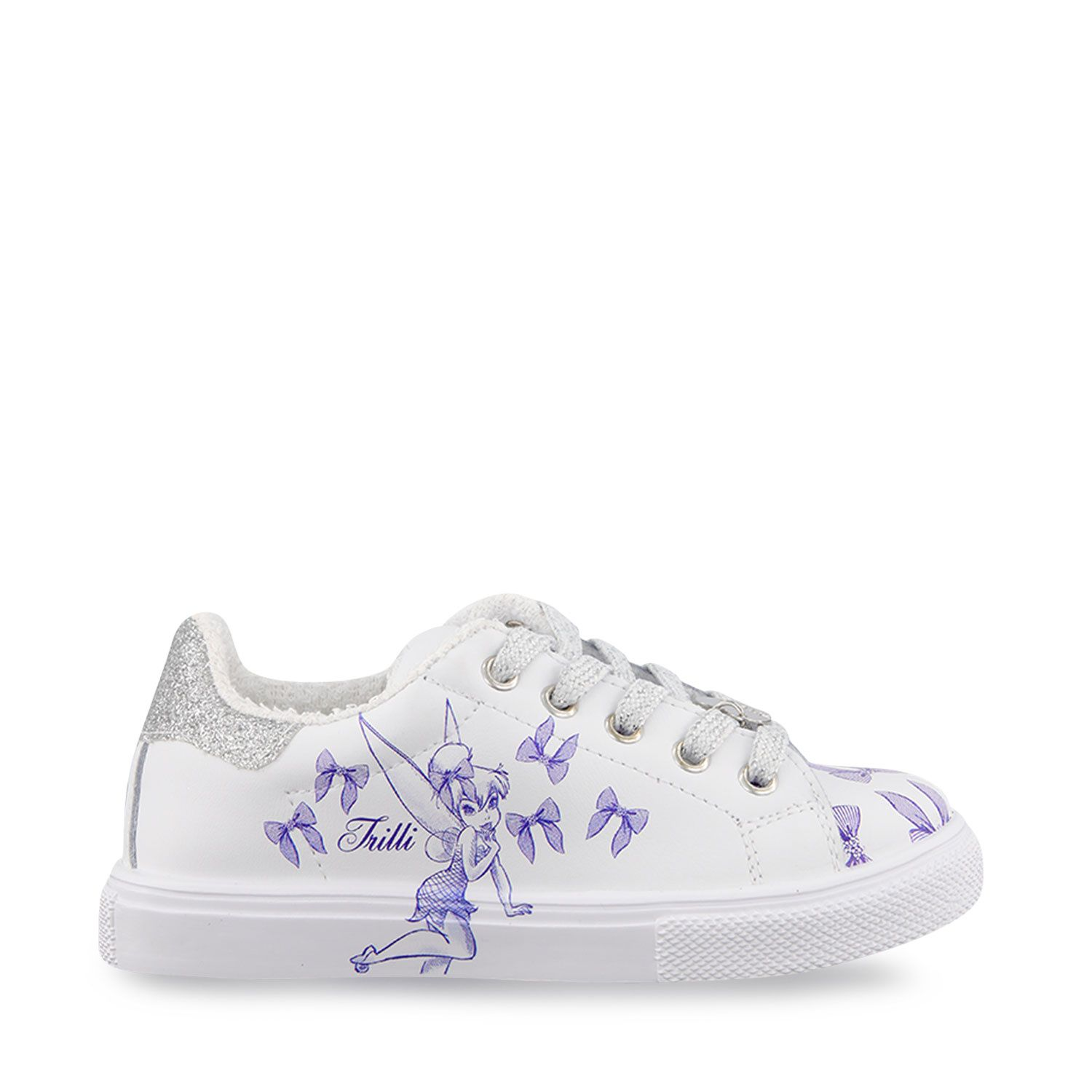 Picture of MonnaLisa 8C7024 kids sneakers white