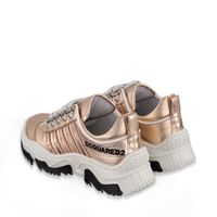 Picture of Dsquared2 65161 kids sneakers rose