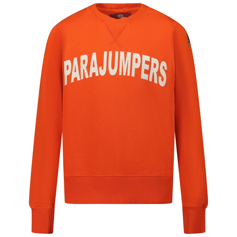 Bild von Parajumpers CF61 Kinderpullover Orange