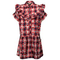 Picture of Marc Jacobs W12320 kids dress red