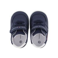 Picture of Tommy Hilfiger 31063 baby sneakers navy