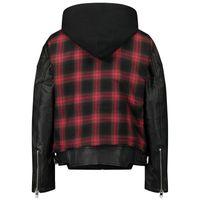 Picture of Diesel 00J4XG kids jacket black