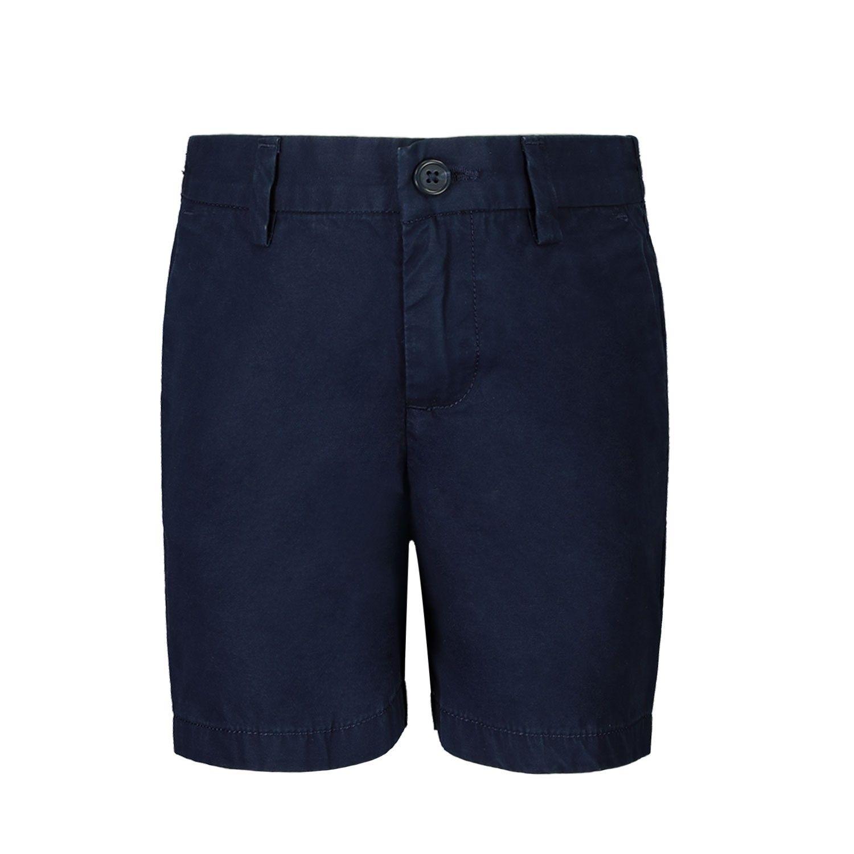 Picture of Ralph Lauren 320760262 baby shorts navy