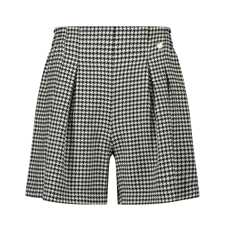 Afbeelding van MonnaLisa 116420 kinder shorts zwart