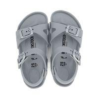 Picture of Birkenstock 1003533 kids sandals silver