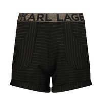 Picture of Karl Lagerfeld Z14160 kids shorts black