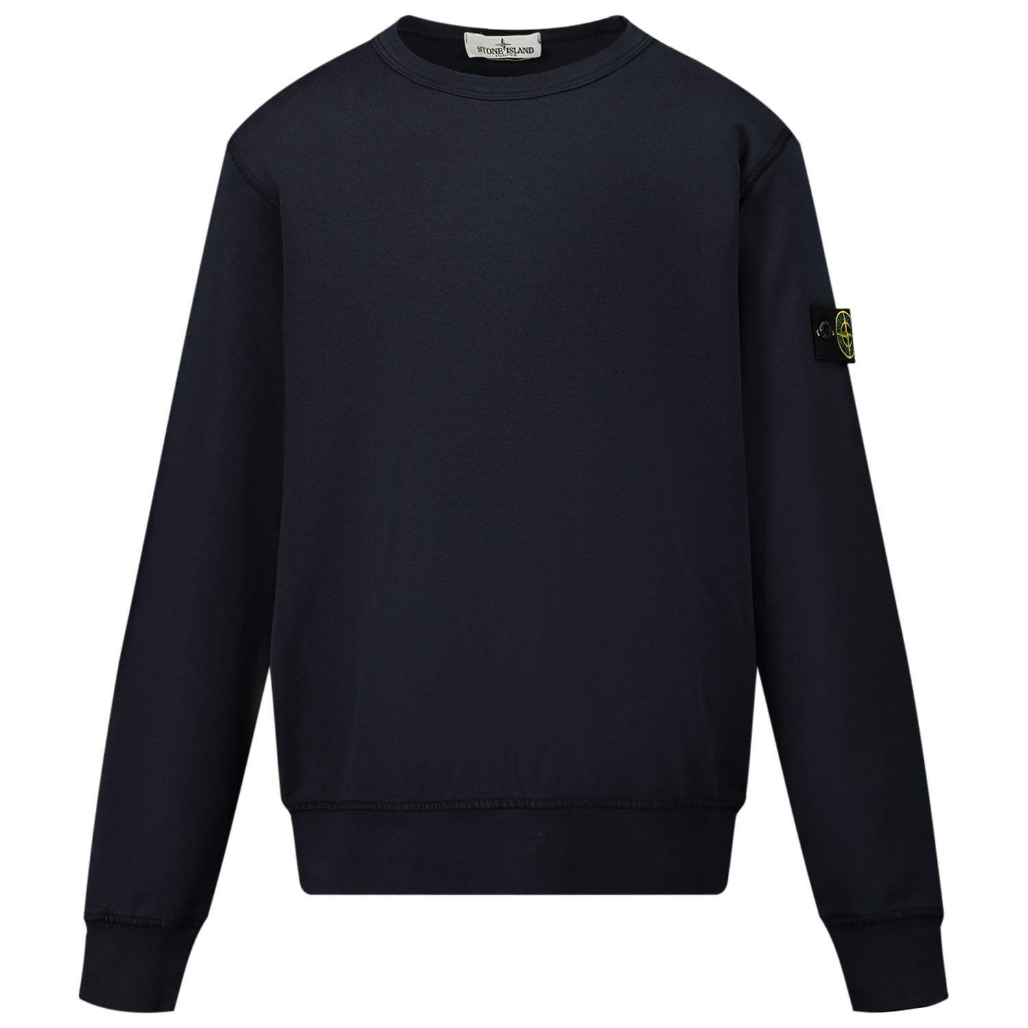 Picture of Stone Island 61340 kids sweater navy