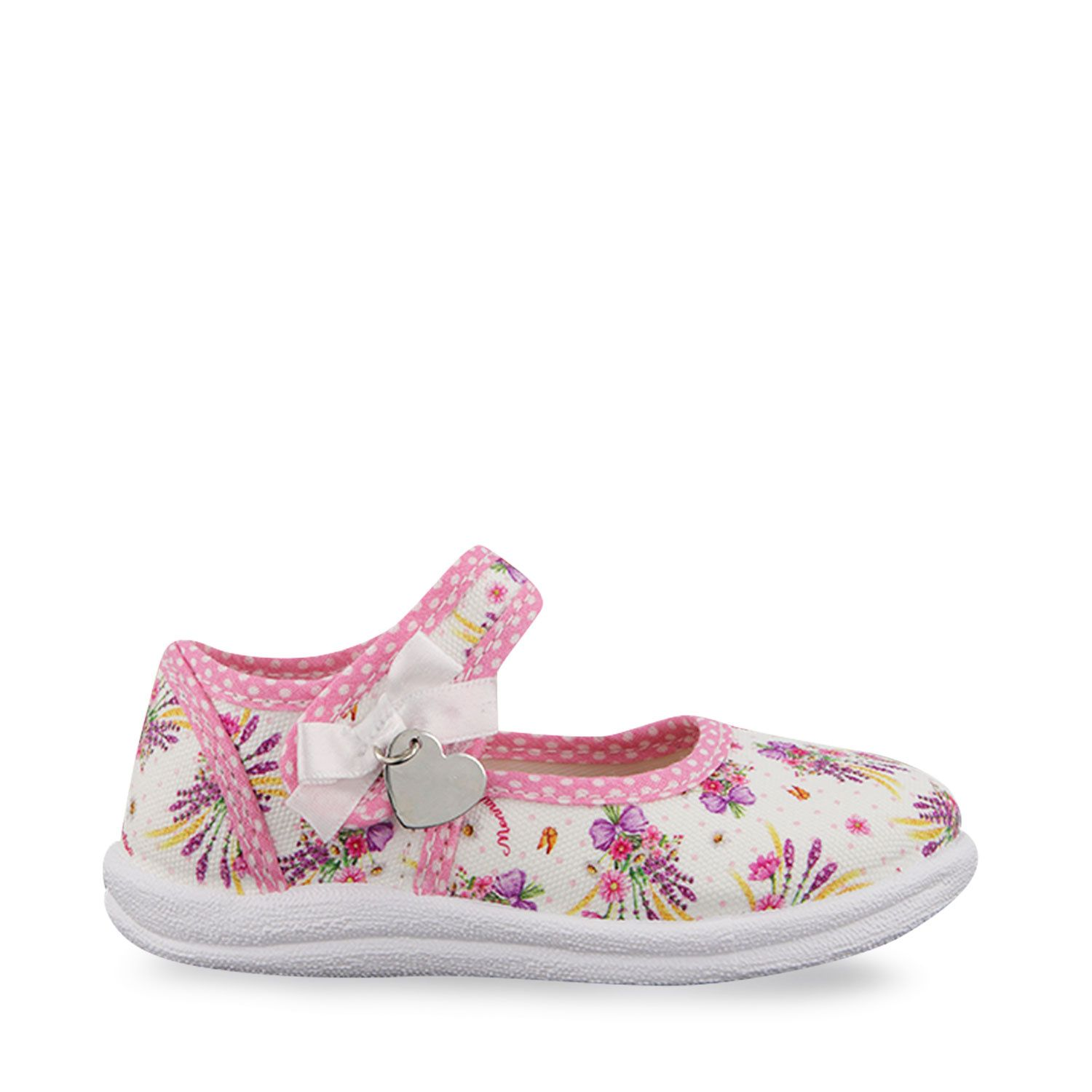 Picture of MonnaLisa 837015 kids shoes pink