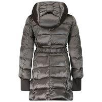 Picture of MonnaLisa 178102 kids jacket grey