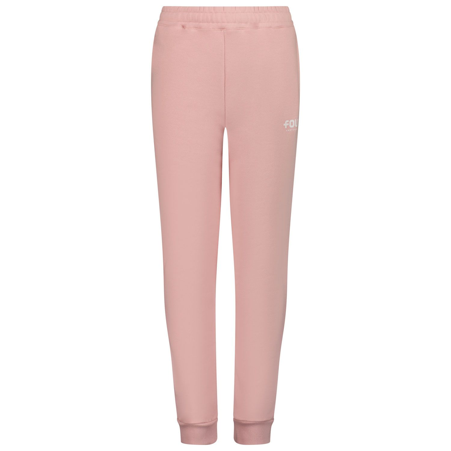 Picture of Four PANTS CIRCLES kids jeans light pink