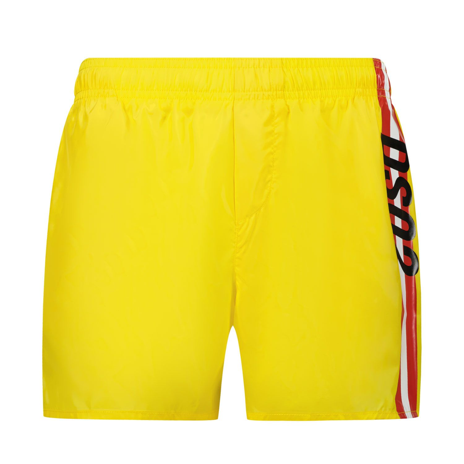 Picture of Dsquared2 DQ0272 kids swimwear yellow
