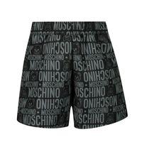 Picture of Moschino MML007 baby swimwear black