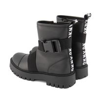 Picture of DKNY D39063 kids boots black