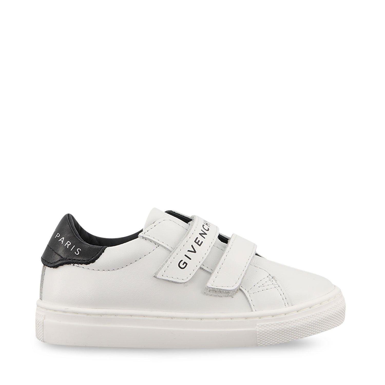 Afbeelding van Givenchy H09021 kinderschoenen wit