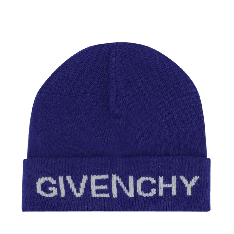 Bild von Givenchy H21038 Kindermütze Kobaltblau