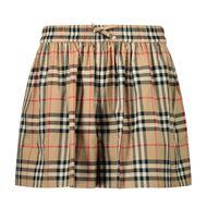 Afbeelding van Burberry 8036545 kinder shorts beige