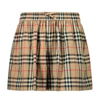 Picture of Burberry 8036545 kids shorts beige