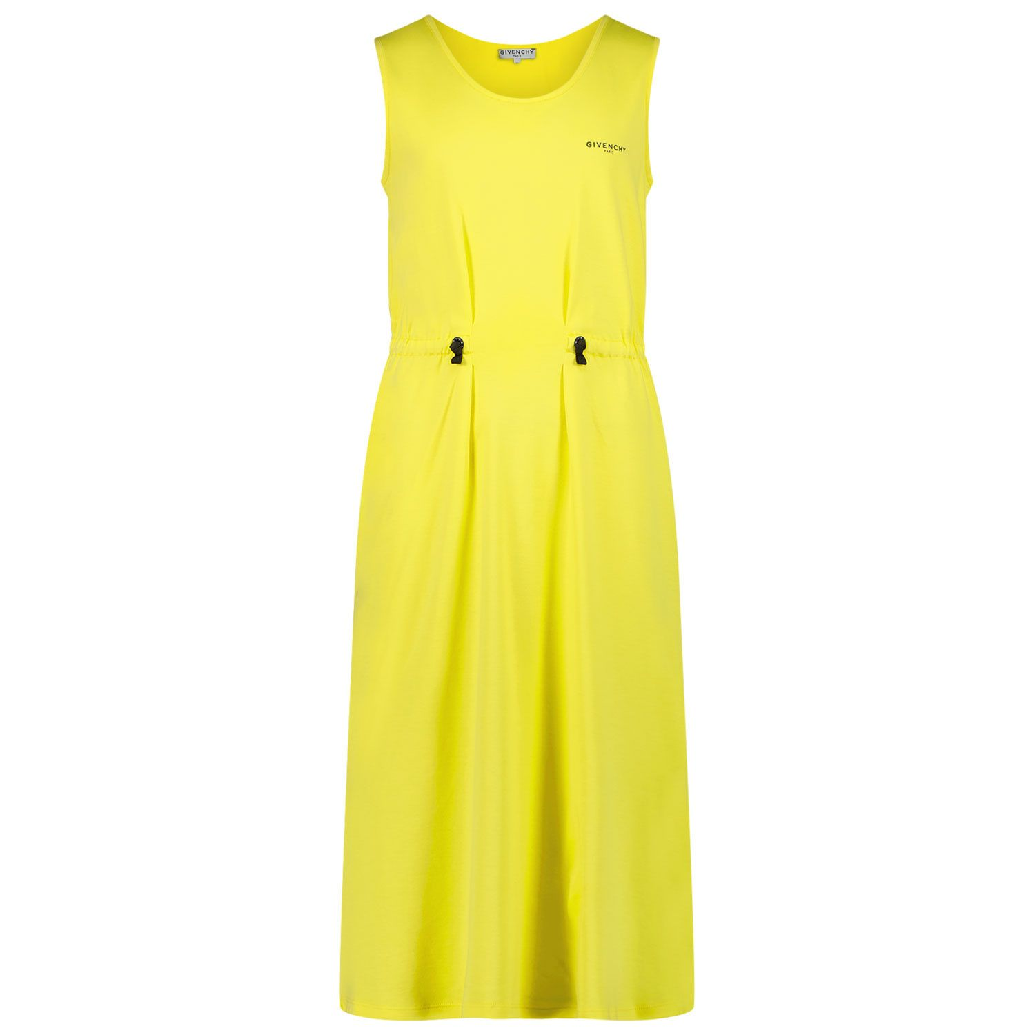 Picture of Givenchy H12151 kids dress yellow