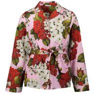 Afbeelding van Dolce & Gabbana L54S06 / HS5GF kinder overhemd rose/rood