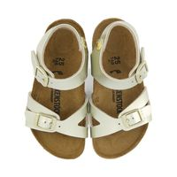 Picture of Birkenstock 1014829 kids sandals gold