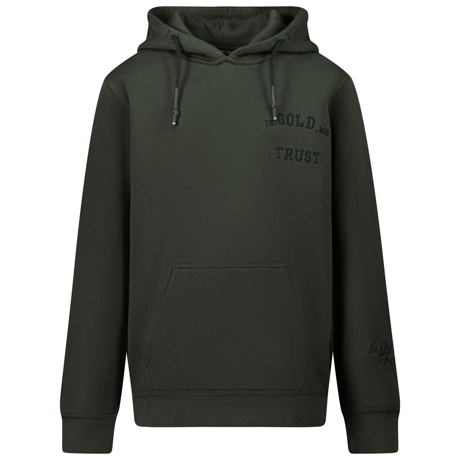 Bild von in Gold We Trust THE REAKWON HOODY Kinderpullover Camouflage