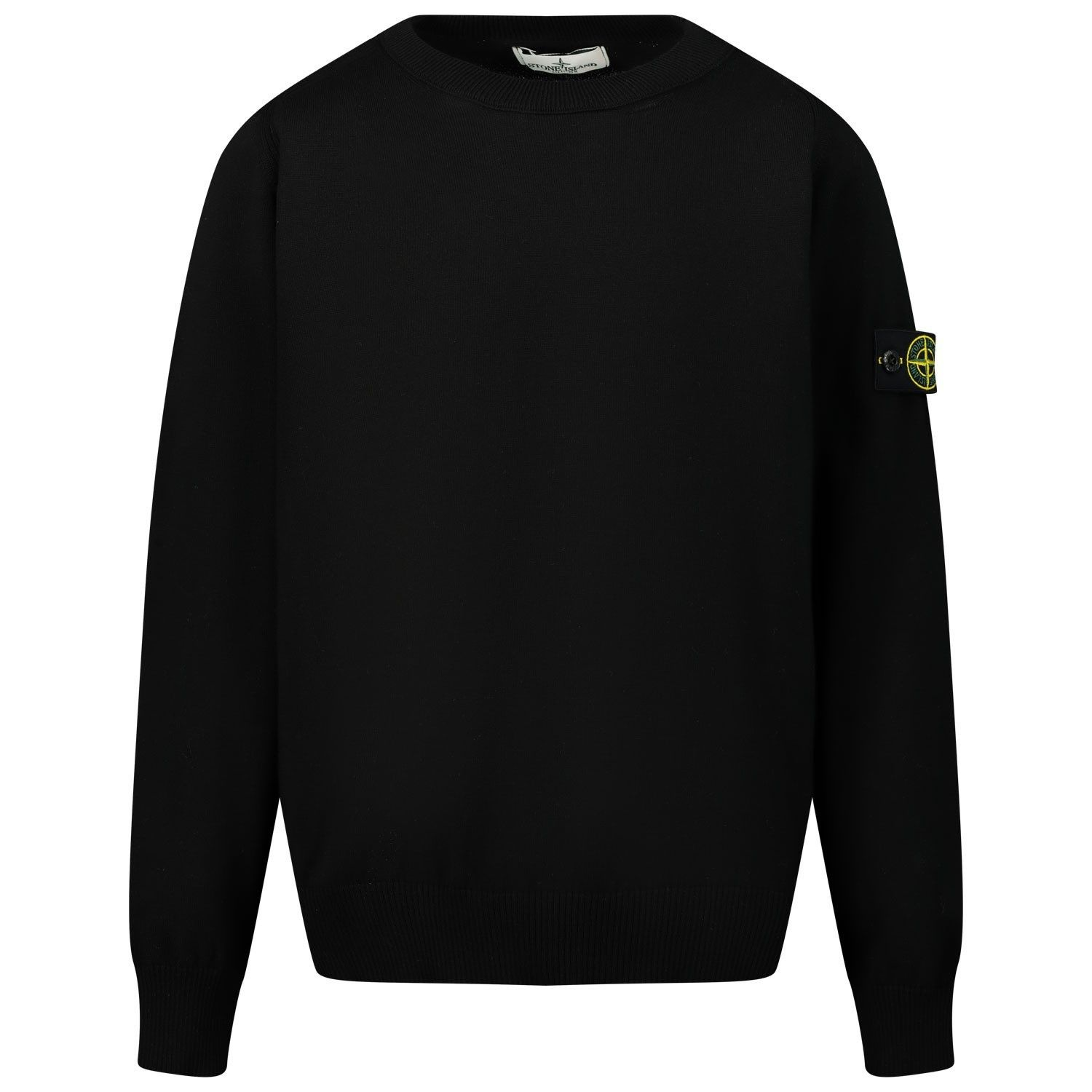 Picture of Stone Island MO731661340 kids sweater black