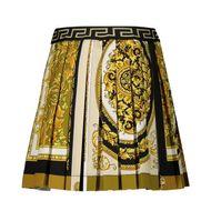 Afbeelding van Versace 1000359 baby rokje wit/goud