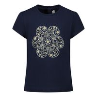 Picture of Mayoral 105 baby shirt navy