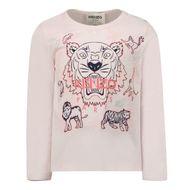 Afbeelding van Kenzo K05106 baby t-shirt licht roze