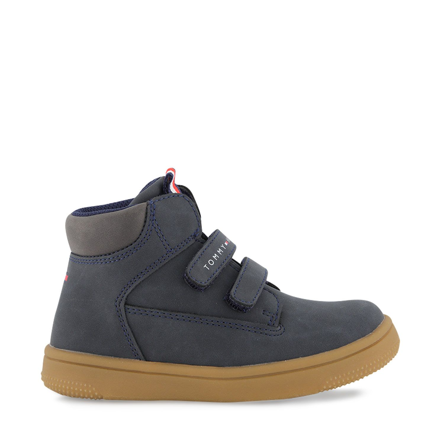 Picture of Tommy Hilfiger 30950 kids shoes navy