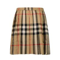 Picture of Burberry 8039522 kids skirt beige