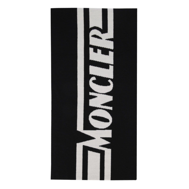 Afbeelding van Moncler 9Z70520 kinder sjaal zwart
