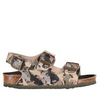 Picture of Birkenstock 101270 kids sandals army