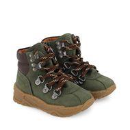 Afbeelding van Armani XMZ002 XOU03 kindersneakers army