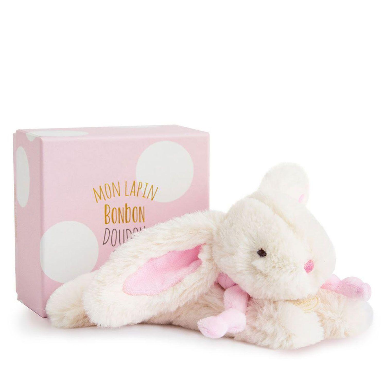 Afbeelding van Doudou et Compagnie DC1239 babyaccessoire licht roze