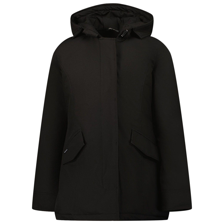 Picture of Airforce HRG0434 kids jacket black