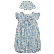 Bild von Ralph Lauren 310784620 Baby-Jumpsuit Blau