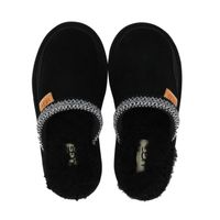 Picture of Ugg 1112268 kids slippers black