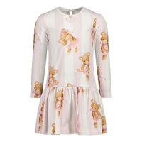 Picture of MonnaLisa 316902 baby dress light pink