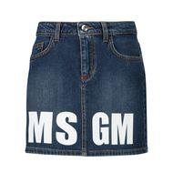 Bild von MSGM 25210 Kinderrock Jeans