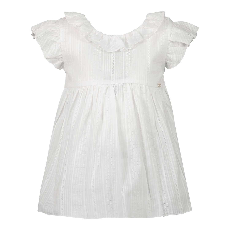 Afbeelding van Mayoral 1180 baby blouse wit