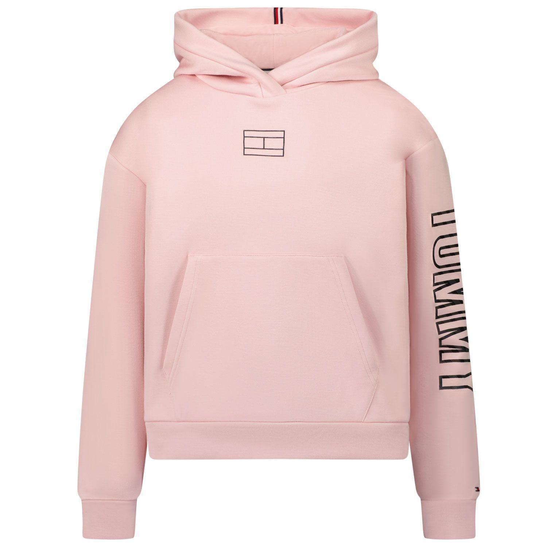 Picture of Tommy Hilfiger KG0KG06008 kids sweater light pink