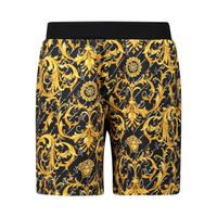 Picture of Versace YC000270 kids shorts black