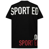 Picture of Dsquared2 DQ0030 kids t-shirt black