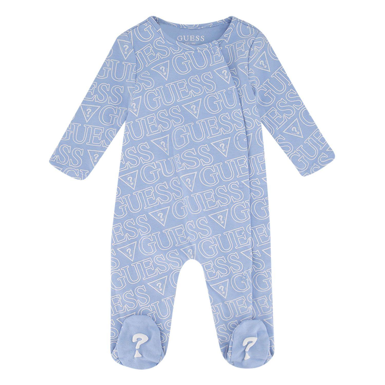 Bild von Guess H0BW00/K83S0 Babystrampelanzug Hellblau
