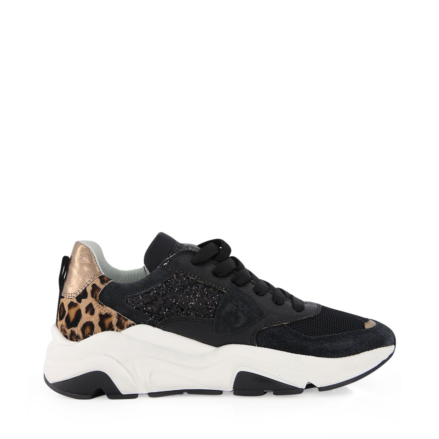 Picture of Philippe Model AI20EZL0 kids sneakers panther