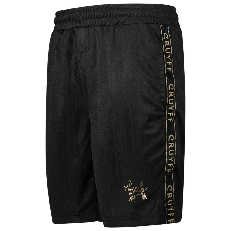 Picture of Cruyff CA2660201090 mens shorts black